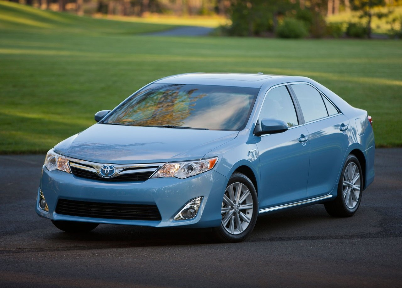 Toyota Reviews: 2013 Toyota Camry Advice
