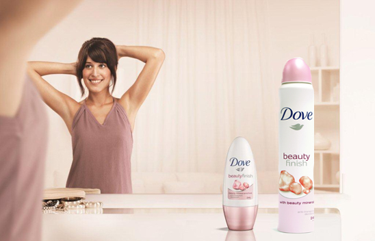 Déodorant Beauty Finish - Dove