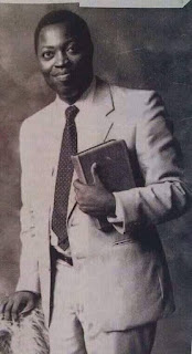 Pastor William Folorunso Kumuyi old picture