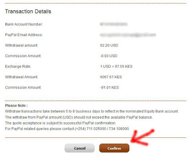 How to Withdraw Money from PayPal in Kenya image 4