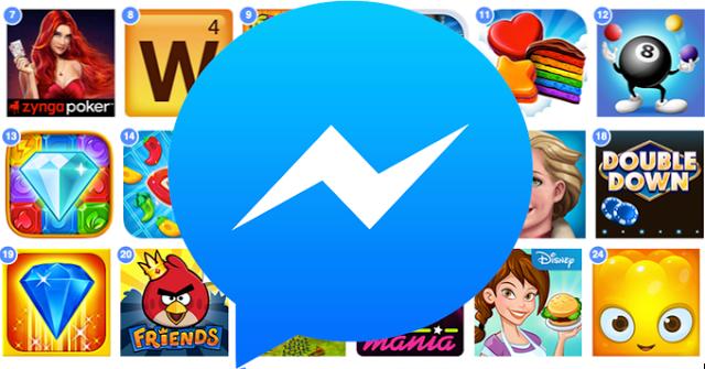 فيس بوك تعمل على اضافة العاب فورية للمستخدمين خلال الايام القادمة