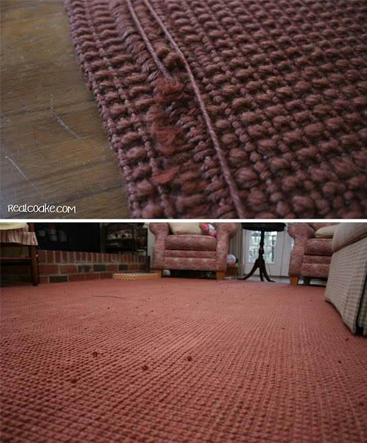 Home Decorating Ideas using an IKEA Rug. #Decorating #Rug #IKEA #RealCoake