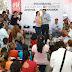 Entregan Fernando Castellanos y Martha Muñoz apoyos del programa Un Futuro Diferente