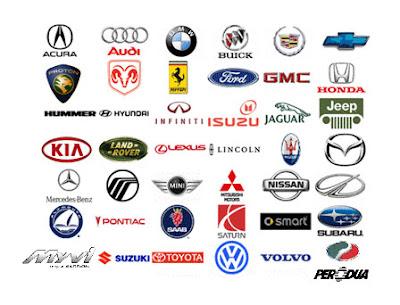 Luxury Car Brands Symbols