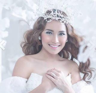 Foto Princess Ayu Ting Ting Putri Salju Gambar Artis Cantik Indonesia