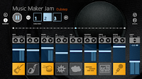 Download Music Maker Jam Metro App to create music in Windows 8