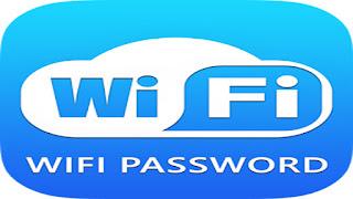 password wifi
