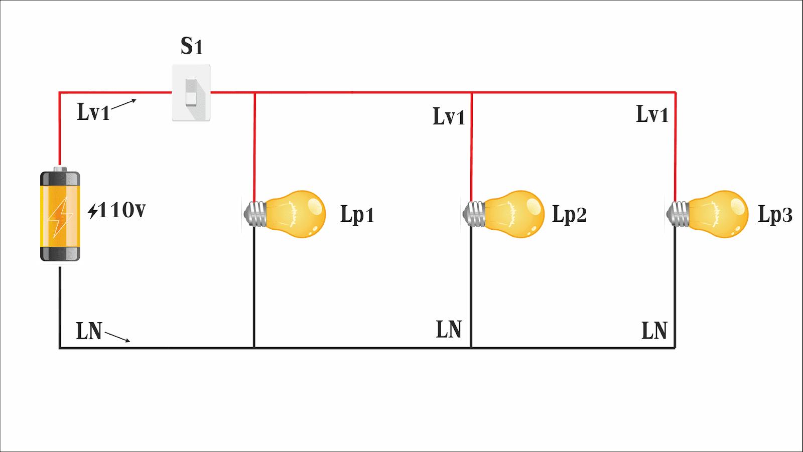 Circuito Paralelo Y En Serie : Lasamigasyanithymafe circuito en serie paralelo y mixto