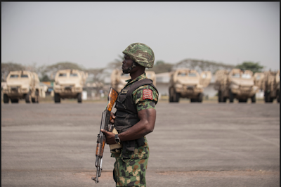 How Soldier Faked His Own Kidnap In Calabar & Relocated To Girlfriend's House In PH