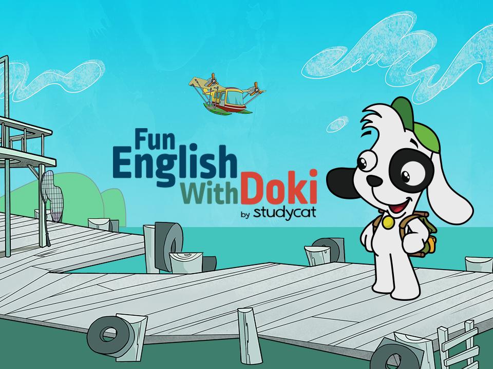 Discovery Kids lança aplicativo de ensino de inglês Fun English ...
