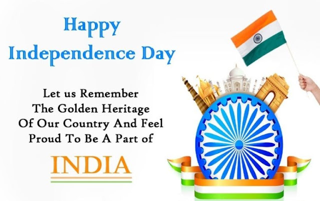 Independence day Message Images