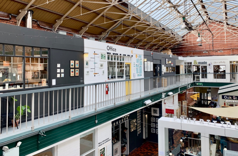 Craft and Design Centre - How to spend a day in Manchester