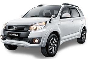 Toyota - Rush (AT)