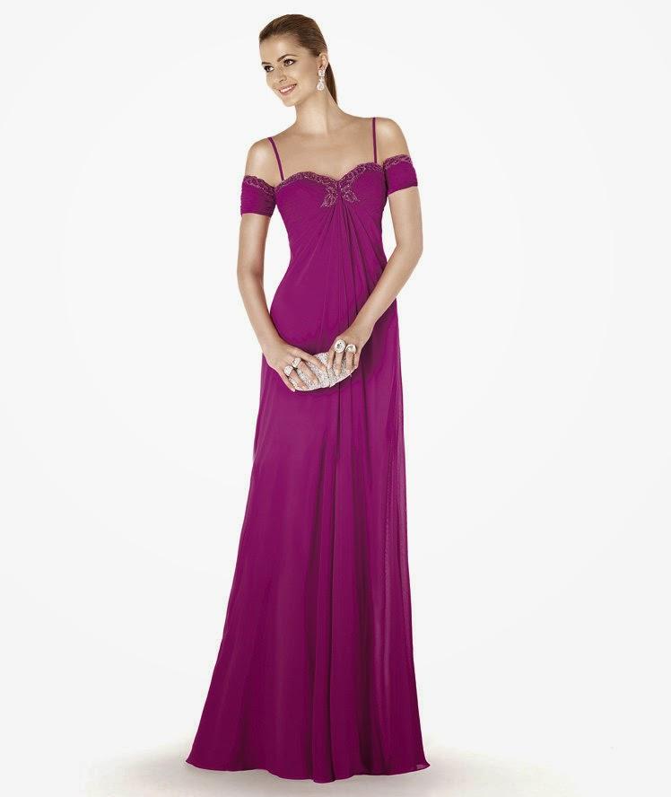 Vestidos largos ¡Opciones Modernas! | 101 Vestidos de Moda ...