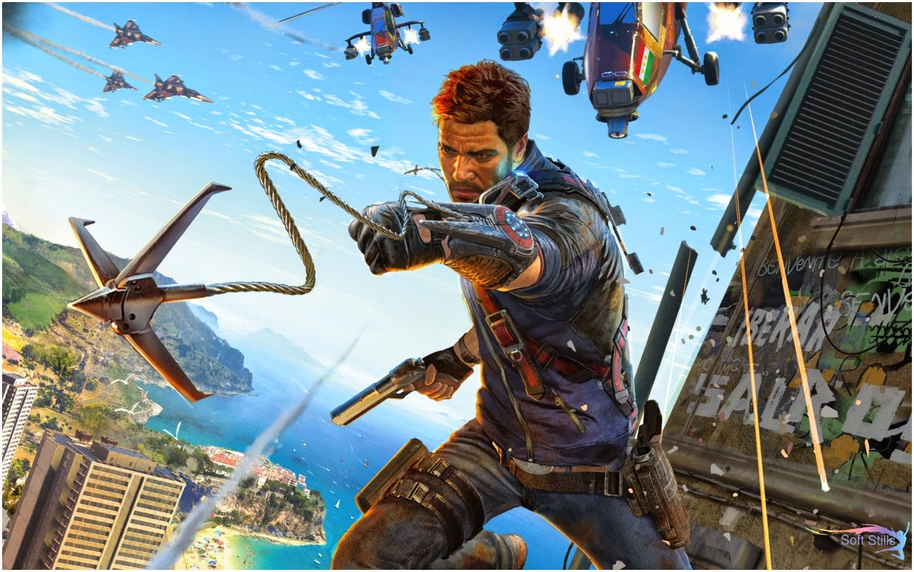Download Just Cause 3 HD & Widescreen Games Wallpaper