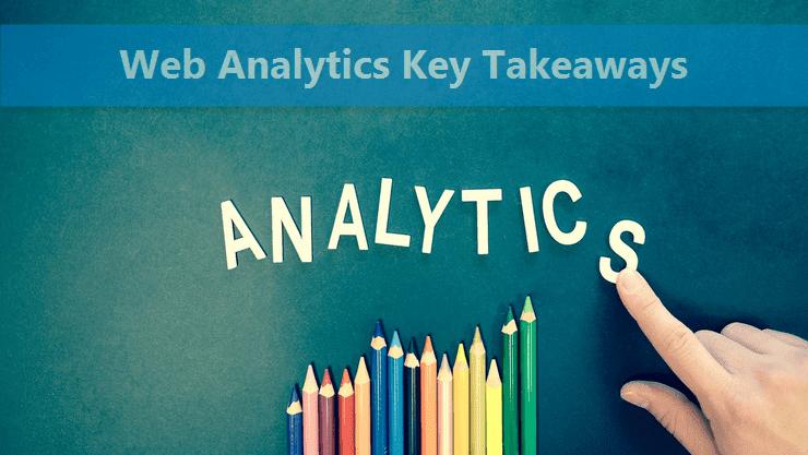 Web analytics statement