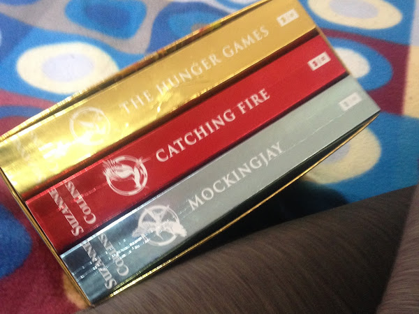 So I Finally Completed the Hunger Games Series and Here's My Review