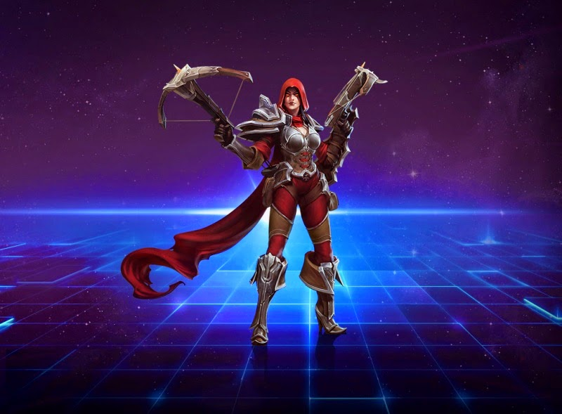 Heroes of The Storm łatwe postacie na start do gry Valla