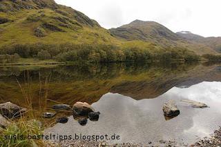 schottische Seen im Herbst: Foto von unabhängiger Stampin' Up! Demonstratorin Susanne McDonald
