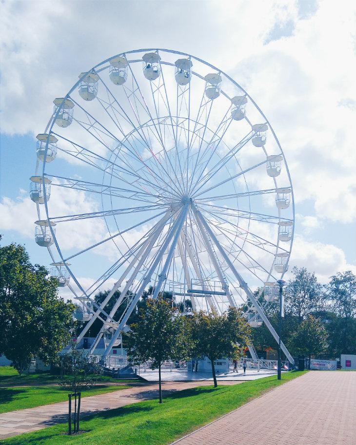 The Kent Wheel