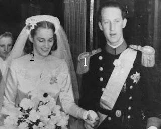 comte Flemming et comtesse Ruth de Rosenborg