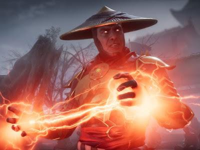 Raiden - Mortal Kombat 11