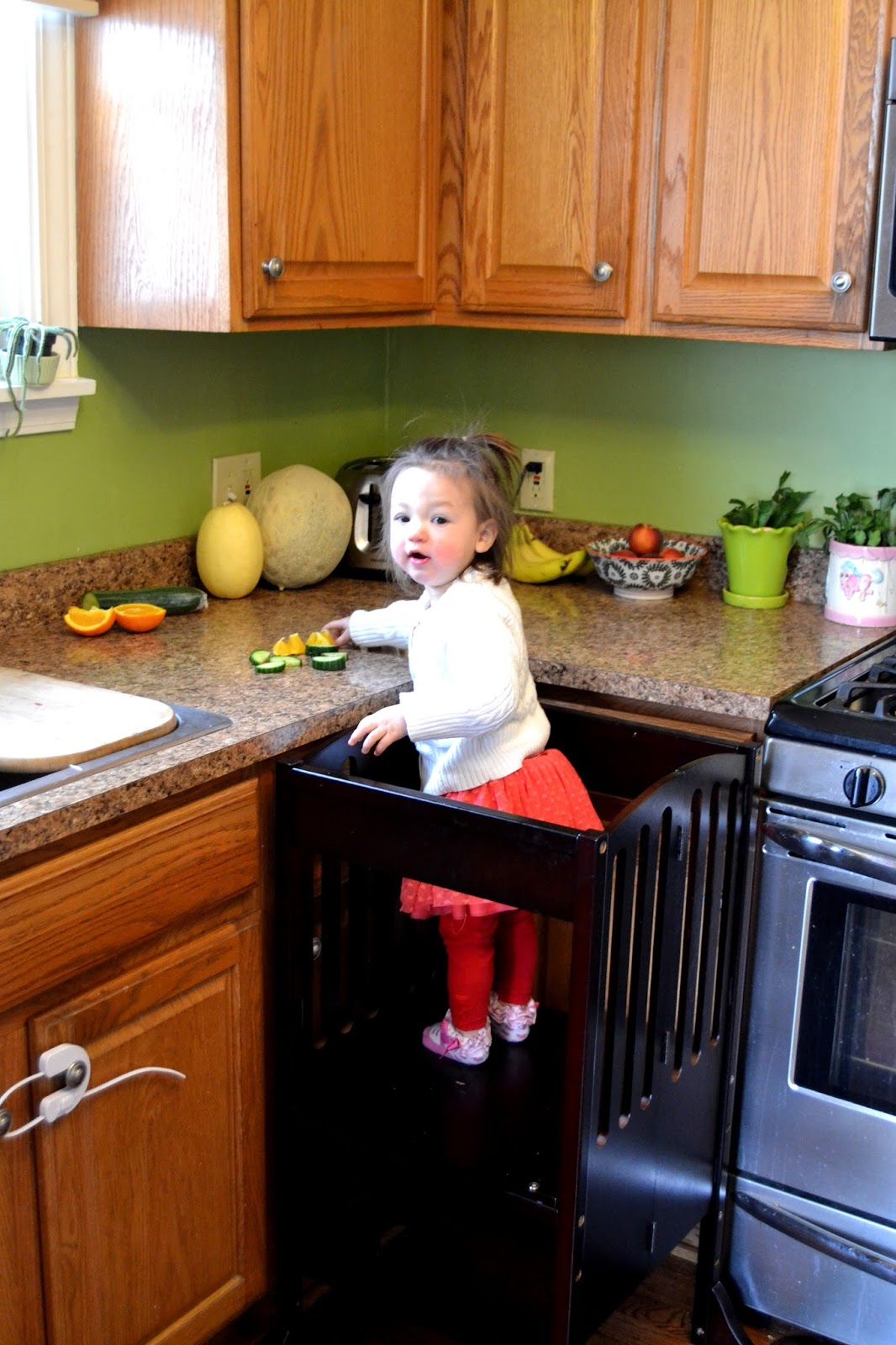 Products adalyn 39 s loving in 2016 giveaway the for Kitchen craft cookware reviews
