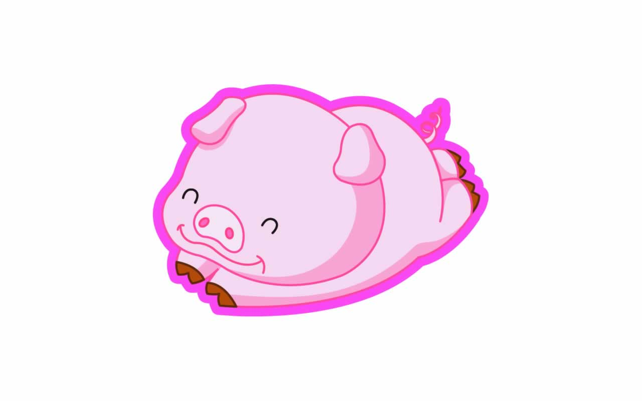 Cartoon pigs wallpaper cartoon images - Pig wallpaper cartoon pig ...