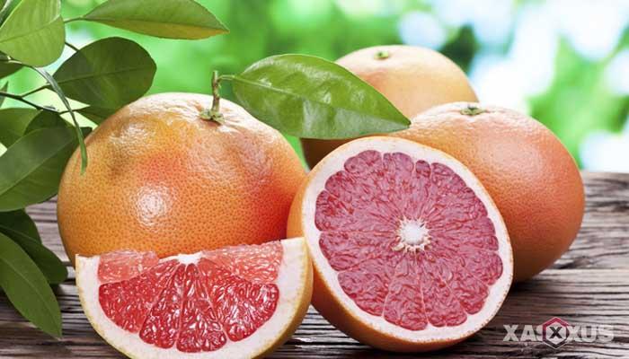 Cara menyembuhkan dan mengobati sariawan dengan biji jeruk bali