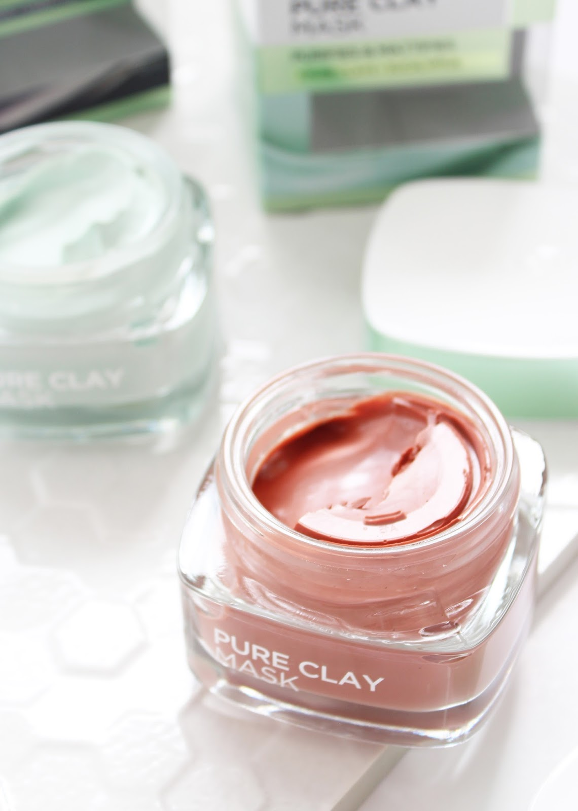 L'OREAL PARIS | Pure Clay Masks - Review - CassandraMyee