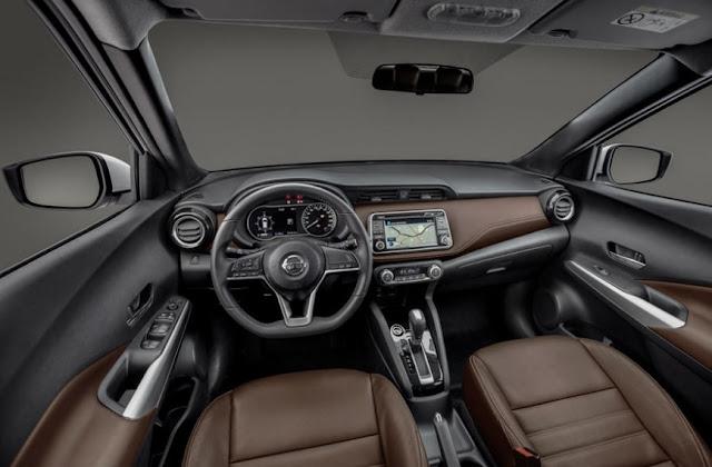 2016 Nissan Kicks review Interior