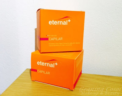 Eternal + Capilar tratamiento anticaída