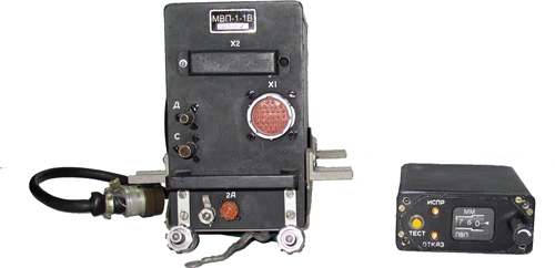 Модуль повітряних параметрів МВП-1-1В