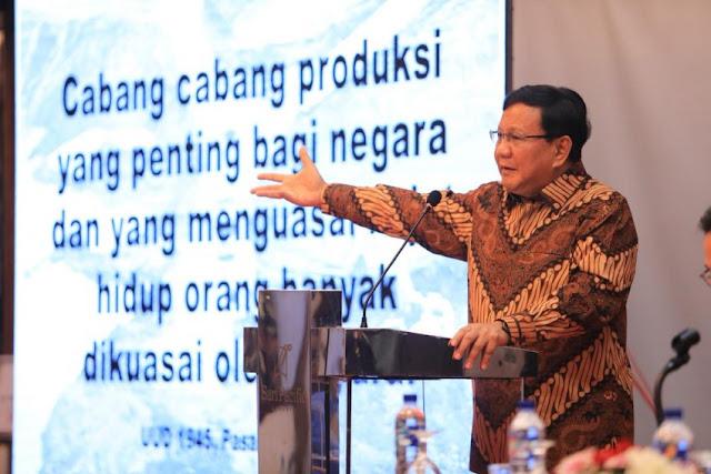 Rupiah Terus Anjlok, Prabowo Kumpulkan Pakar Ekonomi