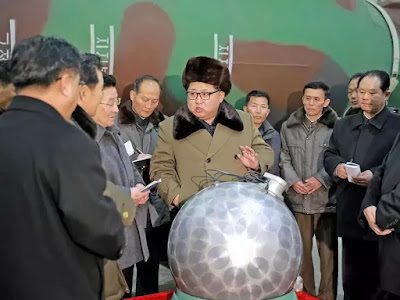 This Photo Reveals A Lot On North Korea's Nuclear Program