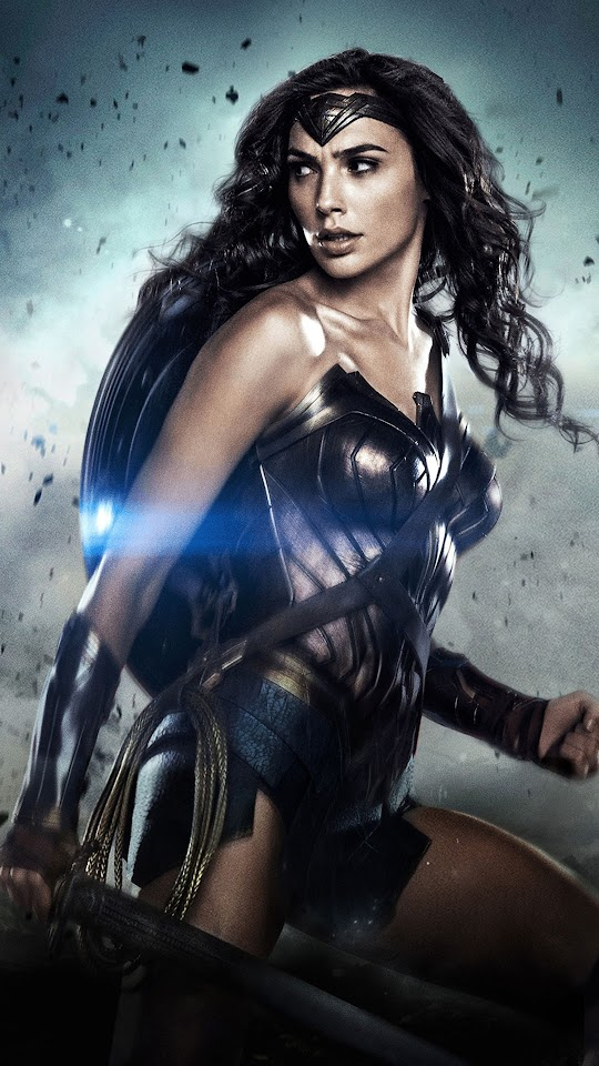 Wonder Woman Look Batman V Superman Dawn Of Justice Galaxy Note HD Wallpaper
