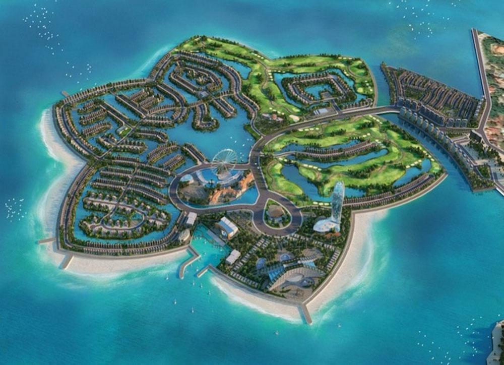 Mô hình dự án 5.300 tỉ của FLC ở Hải Phòng