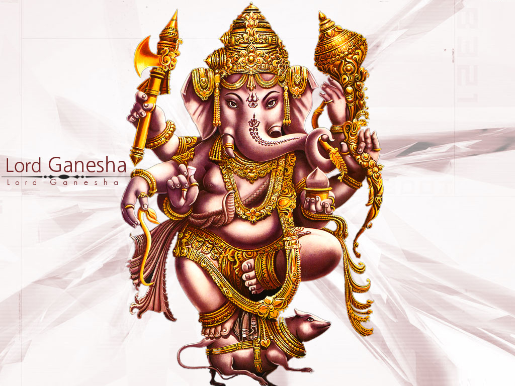 Download Images Of Lord Ganesha: Wallpaper Gallery: Lord Ganesha Wallpaper