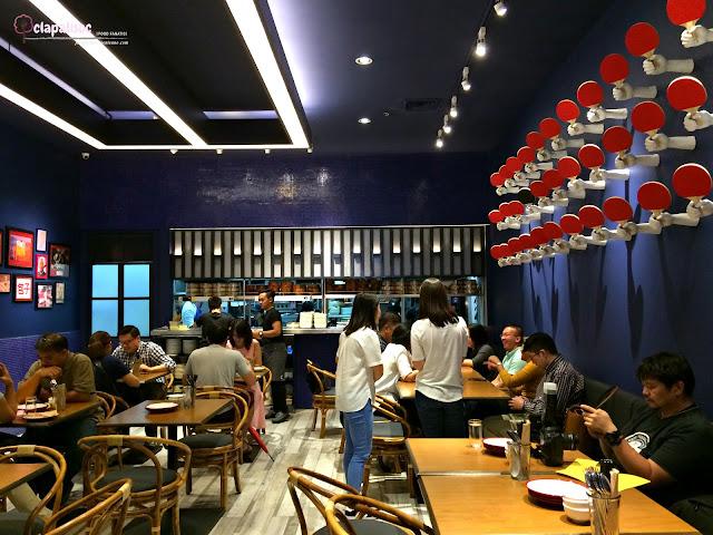 Ping Pong Diplomacy Restaurant