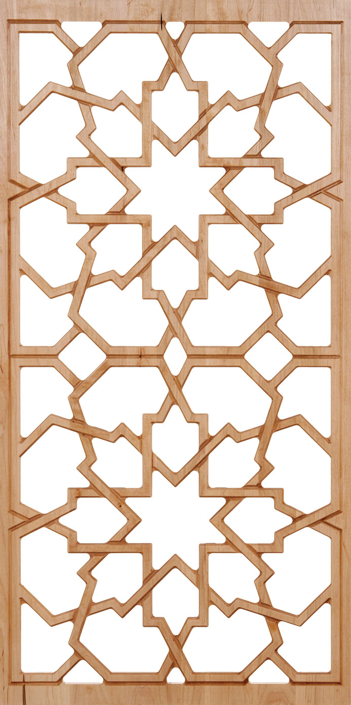 Happy Habitat Adding Architecture With Fretwork