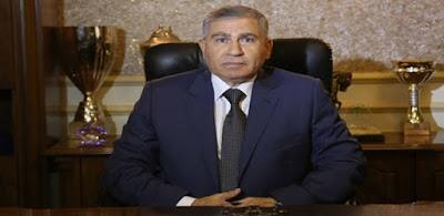 وزير التموين اللواء محمد على الشيخ