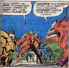 Fantastic Four 153-Mahkizmo-Medusa