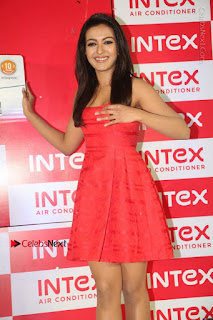 Actress Catherine Tresa Unveils Intex Air Conditioners  0028.jpg