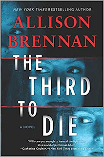 Book Review: The Third to Die, by Allison Brennan