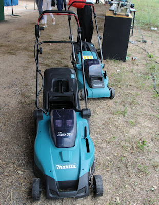Makita Cordless Battery Lawn Mower Delivery