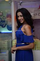 Priya Shri in Spicy Blue Dress ~  Exclusive 30.JPG