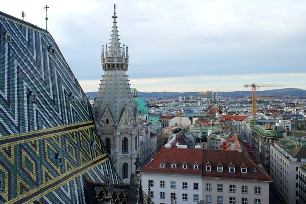 vienne cathédrale saint étienne stephansdome tour nord nordturm