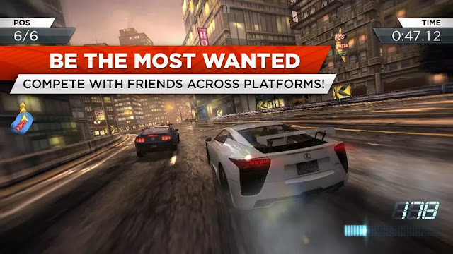 Download Need for Speed™ Most Wanted Apk+Data v1.3.71 Latest Version For Android