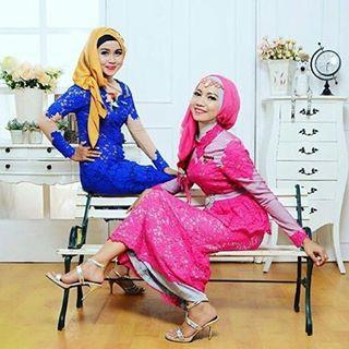Model Kebaya Wanita Muslim