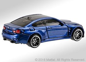 Hot wheels bmw m4 kmart loose
